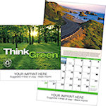 Think Green TM Wall Calendars